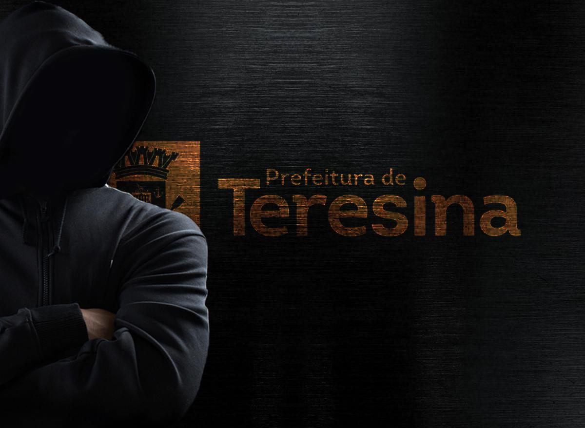 Sites de secretarias da Prefeitura Municipal de Teresina são vítimas de invasão hacker